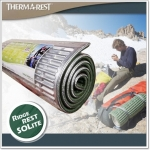 แผ่นรองนอน Thermarest Ridge-Rest-Classic#Regular