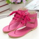 Preorder รองเท้าแฟชั่น สไตล์เกาหลี 31-43 รหัส 9DA-6173