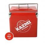 กระติกนำ้แข็ง Kazmi Cube Icecooler13L #Red