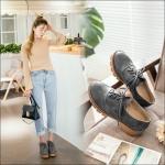 Preorder รองเท้าแฟชั่น สไตล์เกาหลี 33-43 รหัส 55-4071