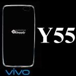 เคส Vivo Y55 ซิลิโคน สีใส