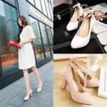 Preorder รองเท้าแฟชั่น สไตล์เกาหลี 32-43 รหัส 9DA-7922