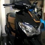Honda Moove สีดำ ลายใหม่ล่าสุด รถ 3 เดือน ใช้ไป หกร้อย โล ตัวท็อป ล้อแมกซ์ Idlingstop ฟรีโอน แถม 3 รายการ