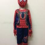 ชุดสไปเดอร์แมน(Spider Man) มีถุงมือ มีโล่หน้าอก ลิขสิทธิ์แท้