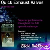 Quick Exhaust Valves