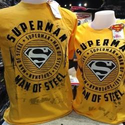 ซุปเปอร์แมน สีเหลือง (Superman yellow Man of Steel CODE:1107)