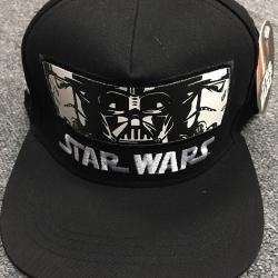 หมวก Starwars (Starwars black CODE:1242)