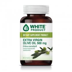 น้ำมันมะกอกบริสุทธิ์ EXTRA VIRGIN OLIVE OIL ซอเจล ตรา WHITE PRODUCT