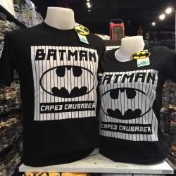 แบทแมน สีดำ (Batman baseball square black)