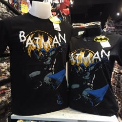 แบทแมน สีดำ (batman throw black)
