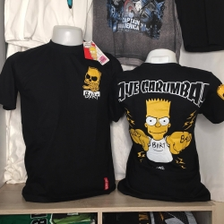 ซิมสัน สีดำ (Simpsons Skull Bart CODE:0530)