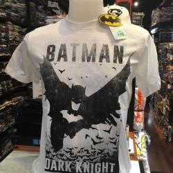 แบทแมน สีขาว (Batman big fly white)
