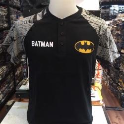 แบทแมน สีดำ (Batman black arm gray)