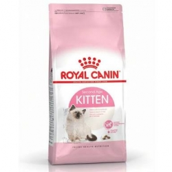Royal canin Second Age Kitten 10kg 2300รวมส่ง
