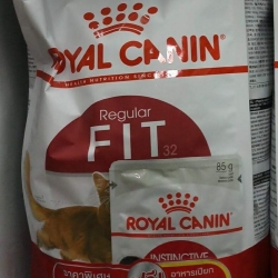 Royal canin Fit 2kg หนึ่งถุง 389รวมส่ง