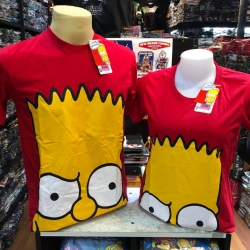 ซิมสัน สีแดง (Simpsons red (Tss-l-021) CODE:1051)