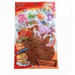 ขนมแมว Fuwari สูตร Chicken & Prawn รสไก่และกุ้ง ขนาด 30 กรัม หนึ่งโหล 450รวมส่ง
