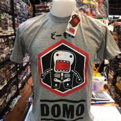 โดโมะ ( Domo skeleton gray CODE:1375)