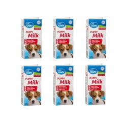 pets own puppy milk หกกล่อง 940รวมส่ง