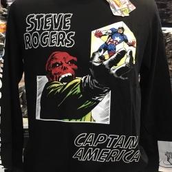 มาร์เวล แขนยาว (Red Skull Catch Captain CODE:0915)