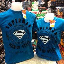 ซุปเปอร์แมน สีน้ำเงิน (Superman BLUE Man of Steel CODE:1164)