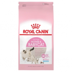 Royal canin First Age Mother & Babycat 10kg 2300รวมส่ง