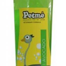Petme แชมพูสุนัขและแมว กลิ่นอโวคาโด สูตรน้ำมันนกกระจอกเทศ 250 ml. 130รวมส่ง