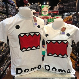 โดโมะ สีขาว (Domo White)
