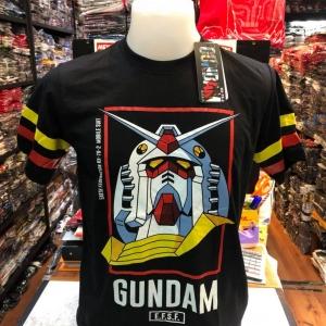กันดั้ม สีขาว (Gundam face E.F.S.F Black)