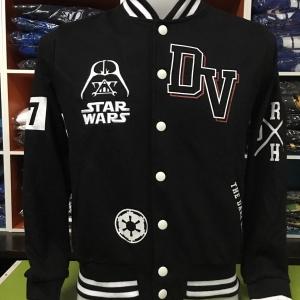 สตาร์วอร์ เสื้อแจ็คเก็ตกันหนาว (Starwars DV)