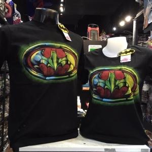 แบทแมน สีดำ (Batman green logo CODE:0589)