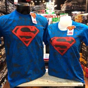 ซุปเปอร์แมน สีน้ำเงิน (Superman all blue)