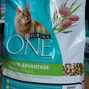 Purina One Adult Indoor Advantage เพียวริน่าวันแมวโต สูตรแมวเลี้ยงในบ้าน 3kg. 635รวมส่ง
