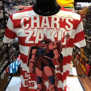 กันดั้ม SCUBA (Char's Zaku Red)