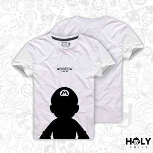 มาริโอ้ สีขาว (Mario cap white)
