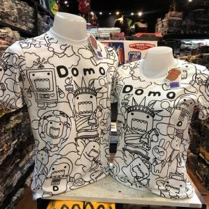โดโมะ สีขาว (Domo Statue of Liberty)