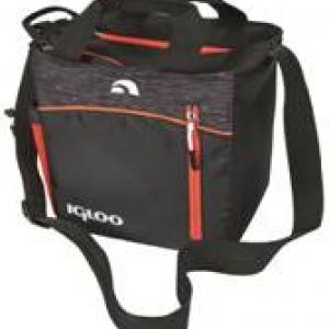 กระเป๋าเก็บความเย็น Igloo MINI CITY 9 STW BLK/ORNG