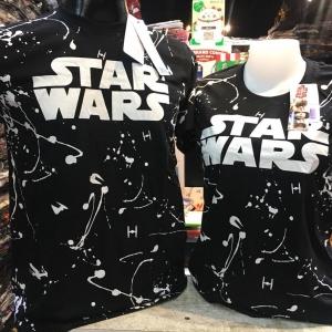 สตาร์วอร์ สีดำ (Starwars space black)
