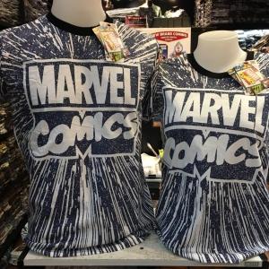 ฮีโร่มาร์เวล สีดำ (Marvel Comics logo CODE:0960)