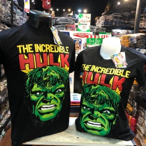 ฮัลค์ สีดำ (Hulk the incredible black CODE:1145)