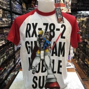 กันดั้ม สีขาว (Gundam RX-78 white Arm RED)