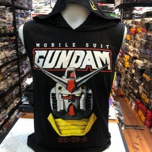 กันดั้ม แขนกุด-ฮู้ด (Gundam head (กล้าม-ฮู้ด) CODE:1234)