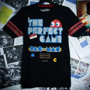 แพคแมน สีดำ (Pac-man Red Perfect game)