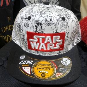 หมวก Starwars (Starwars White)