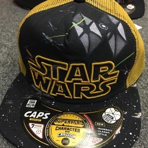 หมวก Starwars (Starwars Black CODE:1247)