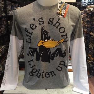 ลูนี่ตูนส์ แขนยาว (Daffy duck life's short)