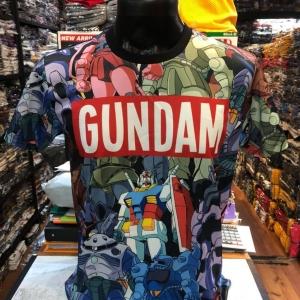กันดั้ม SCUBA (Gundam red logo)