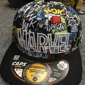 หมวก Marvel (Marvel comic CODE:1243)