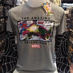 มาร์เวล แขนยาว (The Amazing Spiderman CODE:0787)