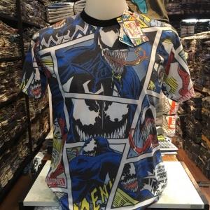 สไปเดอร์แมน สีขาว (Venom comico)